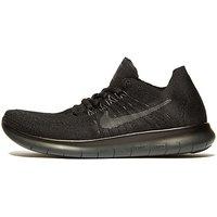 Nike Free Run Flyknit Womens - Black - Womens