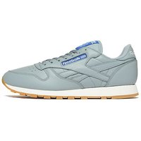 Reebok Classic Leather - Grey/Blue - Mens
