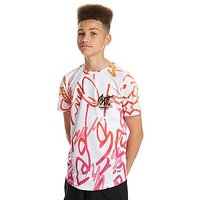 Sonneti Dimil T-Shirt Junior - White/Red - Kids
