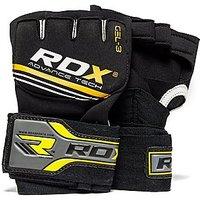 RDX INC Grappling Gloves - Black - Mens