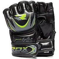 RDX INC Grappling Gloves Junior - Black - Kids