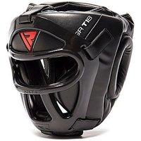 RDX INC HGX T1 Boxing Head Guard - Black/Red - Mens