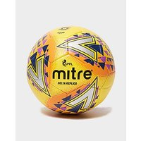 Mitre Delta Hyperseam High Visibility SPFL Football - Yellow - Mens