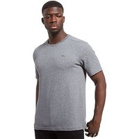 Lacoste Croc Short Sleeve T-Shirt - Grey - Mens