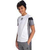 adidas Originals Europe T-Shirt Junior - White/Grey/Black - Kids