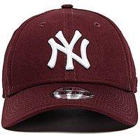 New Era 9Forty New York Yankees Cap Junior - Burgundy - Kids