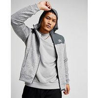 adidas Originals Nova Woven Hoodie - grey - Mens