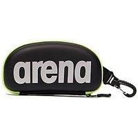 Arena Goggle Case - Black - Mens