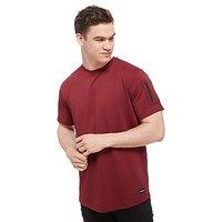 Nanny State Mordock T-Shirt - Burgundy - Mens