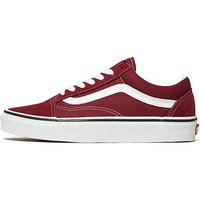 Vans Old Skool Womens - red/white - Womens