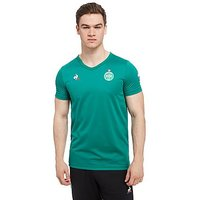 Le Coq Sportif AS Saint Etienne Training T-Shirt - Green - Mens