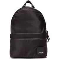 Calvin Klein Fluid Backpack - black - Mens