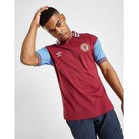 Score Draw Aston Villa FC  80 Home Shirt   Red   Mens