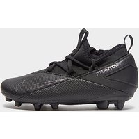 Nike Kinetic Black Phantom Vision Club FG Children   Black   Kids