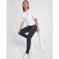 Emporio Armani EA7 Tape T Shirt   White   Womens