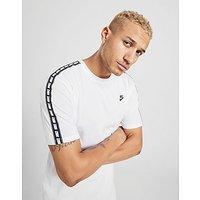 Nike Tape T Shirt   White   Mens