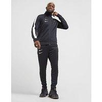 Nike Double Swoosh Track Pants   Black   Mens