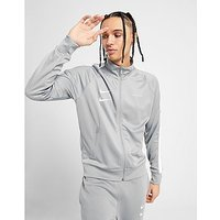 Nike Double Swoosh Track Top   Particle Grey   Mens