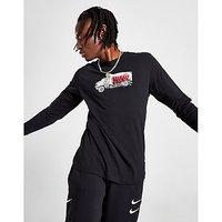Nike SB Truck Long Sleeve T Shirt   Black   Mens