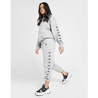 adidas Originals Repeat Trefoil Fleece Joggers   Grey   Womens