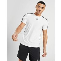 adidas Match T Shirt   White   Mens
