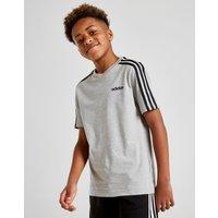 adidas 3-Stripes T-Shirt Kinder - Grau - Kids, Grau