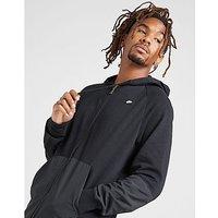 Nike Nike Sportswear Herren-Hoodie mit durchgehendem Reißverschluss - Black/Black/Black Oxidised - Mens, Black/Black/Black Oxidi