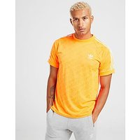 adidas Originals Mono T Shirt Men s   Orange