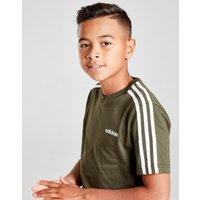 adidas 3-Stripes T-Shirt Kinder - Only at JD - Grün - Kids, Grün