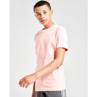 adidas 3-Stripes T-Shirt Kinder - Only at JD - Pink - Kids, Pink