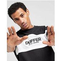 Duffer camiseta Hampshire, Black