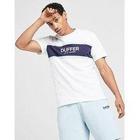 Duffer camiseta Hampshire, White