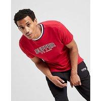 Duffer camiseta Oxford, Red