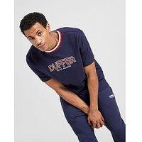 Duffer camiseta Oxford, Blue