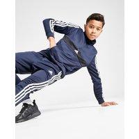 adidas 1/4 Zip Poly Trainingsanzug Kinder - Only at JD - Blau - Kids, Blau