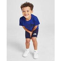 The North Face conjunto camiseta/pantalón corto para bebé