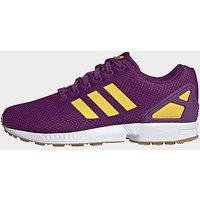 adidas Originals ZX Flux Shoes   Glory Purple    Mens