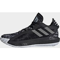adidas Performance Dame 6 Shoes   Core Black    Mens