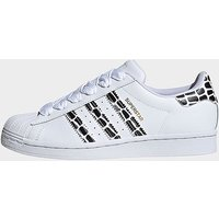 adidas Originals superstar schuh - Cloud White / Gold Metallic / Core Black - Womens, Cloud White / Gold Metallic / Core Black