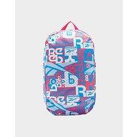 Reebok Graphic Backpack   Proud Pink   Kids
