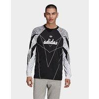 adidas Originals Shark Jersey, Black