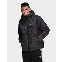 adidas Originals chaqueta con capucha Padded Puffer, Black