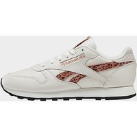 Reebok Classic Leather Shoes   Chalk    Womens