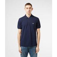 Mens Lacoste L1212 Short Sleeve Polo Shirt - Navy, Navy