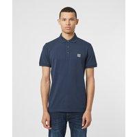 Mens BOSS Passenger Short Sleeve Polo Shirt - Navy, Navy