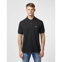 Mens Lacoste L1212 Polo Shirt - Black, Black
