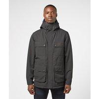 Mens Barbour International Endo Waterproof Jacket - Black, Black