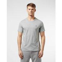 Mens Polo Ralph Lauren Basic Short Sleeve T-Shirt - Grey/Grey, Grey/Grey