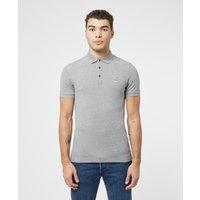 Mens BOSS Passenger Polo Shirt - Grey/Grey, Grey/Grey