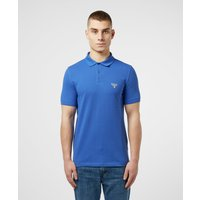Mens Barbour Beacon Small Logo Short Sleeve Polo Shirt Mens - Blue/Blue, Blue/Blue